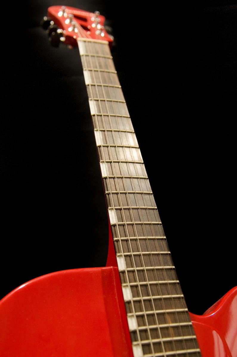 Concorde Jazz Guitar Fingerboard
