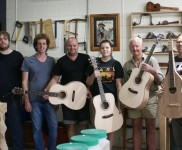 Hancock Luthier Course Gold Coast Class Photo