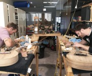 Dueling Luthiers – Guitar Making Course