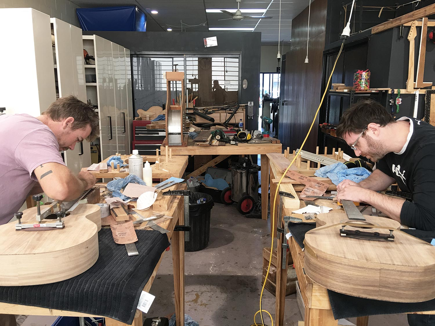 Guitar Making Course