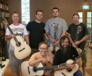 Guitar Making Course Group Photo