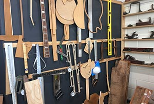 Luthier Course Tools