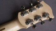 American Maple Neck with Gotoh Vintage Tuners
