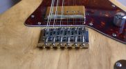 12-String Gotoh Bridge in Chrome