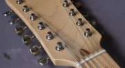 Wayfarer 12-String Electric Guitar Headstock