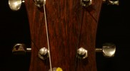 Headstock – Hancock Paddle Ukulele