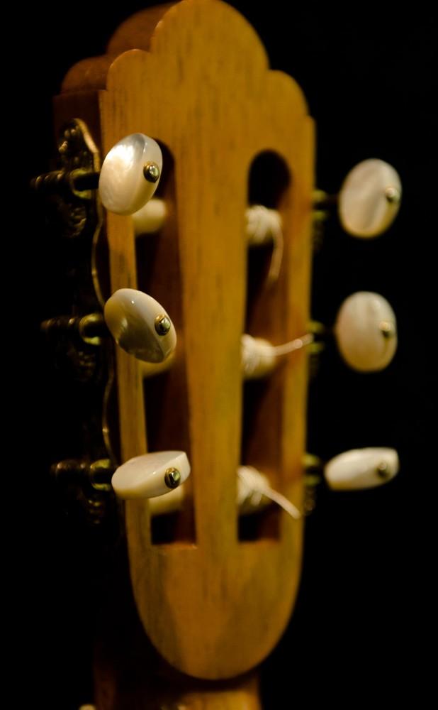 Reischl Machine Heads