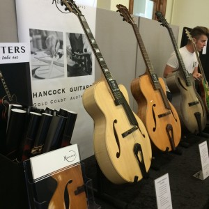 Our Archtop Instruments